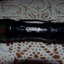 Zoom flashlight SA-9 damaged LED