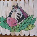 servetek na sladolednih palickah