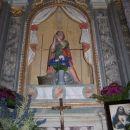 ..oltar v cerkvi Sv. Vida...