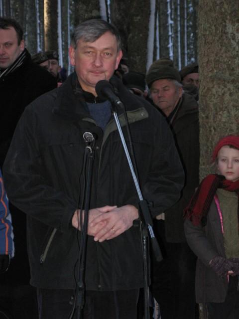 Glavni govornik, predsednik države dr.Danilo Turk