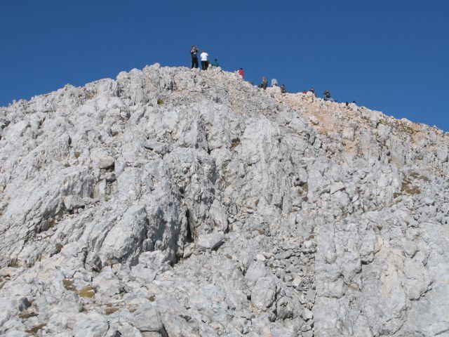 Dolge stene Grintavec - 10.10.2010 - foto