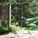 Dobro znano križišče: Ribniška koča - Pesek  SPP(mimo  Lovrenških jezer) in odcep proti Ro