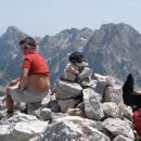 Na vrhu Štajerske Rinke