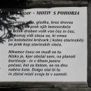 Janko Glazer - naš, Pohorski pesnik