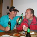 Jože & Mihi brez piva ne gre