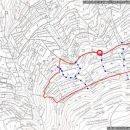 slika 02 Isto področje kot slika 01, samo v obliki zemljevida, kjer se še bolj natančno v