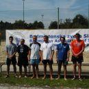 prvi turnir v badmintonu na mivki (kanu,2006,3.mesto)