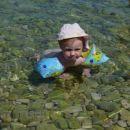 Kolk je plavanje lustna stvar.