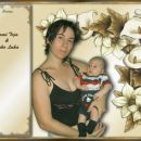 Mami Teja in sinko Luka