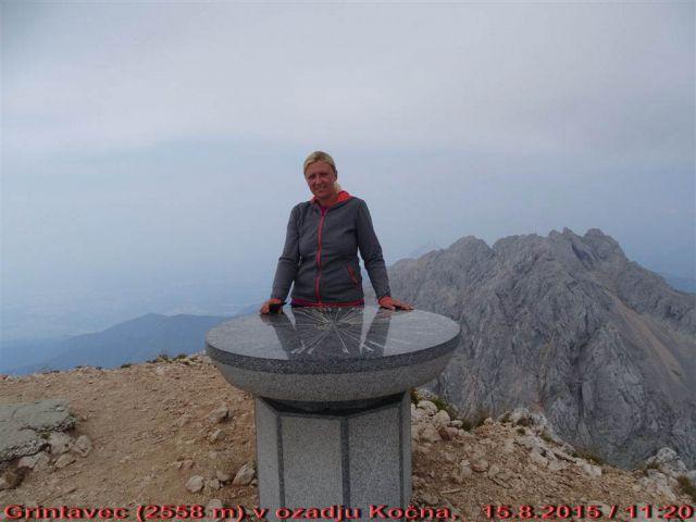 Suhadolnik-Cojzova k.-Grintovec-15.8.2015 - foto