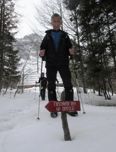 Okrešelj-Turški ž.-Turska gora-Rinke-14.3.17 - foto