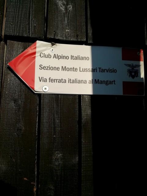 Mangartsko sedlo-Via Italiana-Mangart-19.8.18 - foto