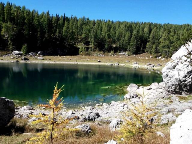 Pl.Blato-Mala Tičarica-Trigl.jezera-30.9.2018 - foto