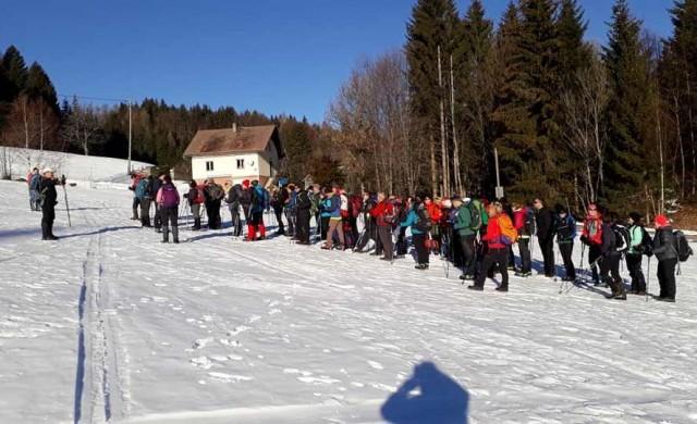 Heiligengeist-Dobrač-Heiligengeist - 17.2.19 - foto
