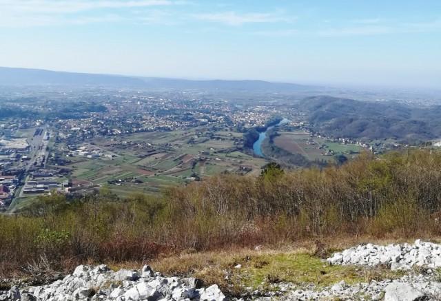 Solkan-Sabotin-Korada-Kanal - 30.3.2019 - foto