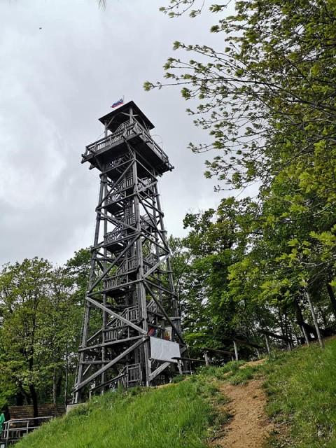 Žurej-Stolp ljubezni-Žurej - 5.5.2019 - foto