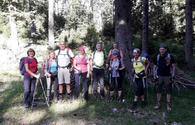 Podvežak-Lučki Dedec-Deska-Lastovec 16.6.2019 - foto