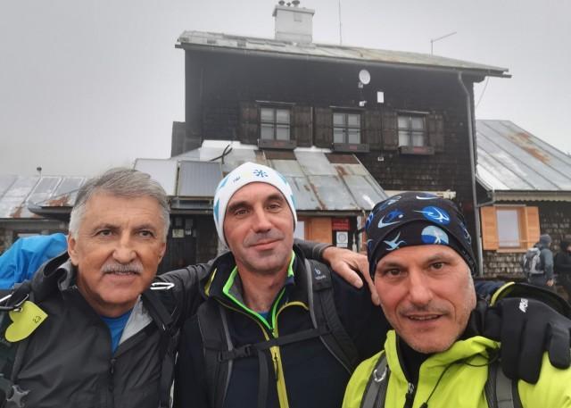 Matizovec-Kofce-Veliki vrh - 24.11.2019 - foto