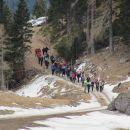 Planina Loka-Raduha-Koča na Loki-23.2.2020