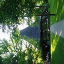 cherokee park, sem hodimo hranit rakune
