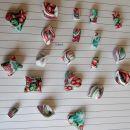 Še surovi beadsi, kasneje šli za darilo.