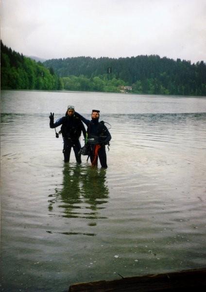 Bled 1998 - foto