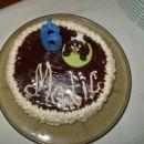 Ena od tort za RD-Matic (zabava s prijatelji)