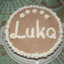 torta nutella Luku za 5 mesecev