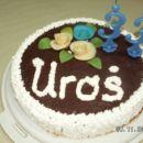 rojstni dan- sacher torta