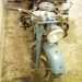 ZUNDAPP predelan v traktor-kupljen na Koroškem