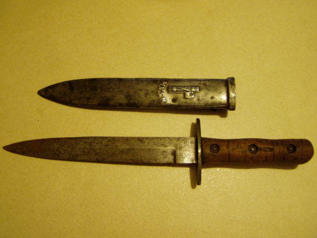 Bajoneti / bayonetts / bayonetten italy - foto