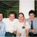Andrej,Dani,Peter,Davor na Krstu pri Galu
