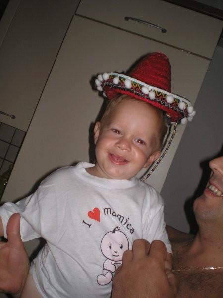 Imam pa klobuček s Španije