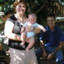 Teta Sanja in njegov oče Slavo