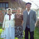 Djed Kadrija i nena Fatima u ratkovicima sa scerkom Mirsadom Smajlovic