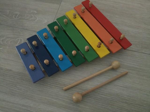 Ksilofon igrača