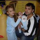 Klemen in ati, ko carkljata sestrinega sinčeka