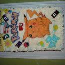 Klemenova torta za 5 roj. dan