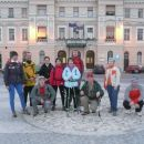 Jutro nas je ujelo na železniški postaji v N.Gorici.