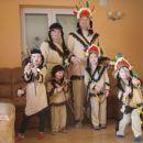 družina Pocahontas (pust 2012)
