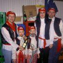 pa še več gusarjev (pust, feb. 2005)