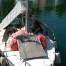 Prelepa barka - počitek v Riminiju maj 2007